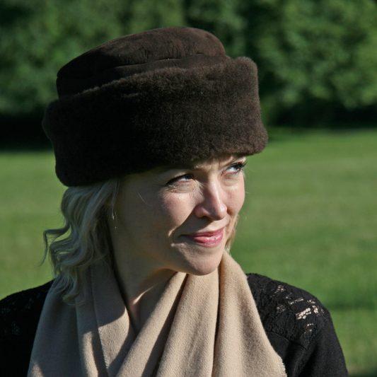 Glencroft Tudor Sheepskin Hat