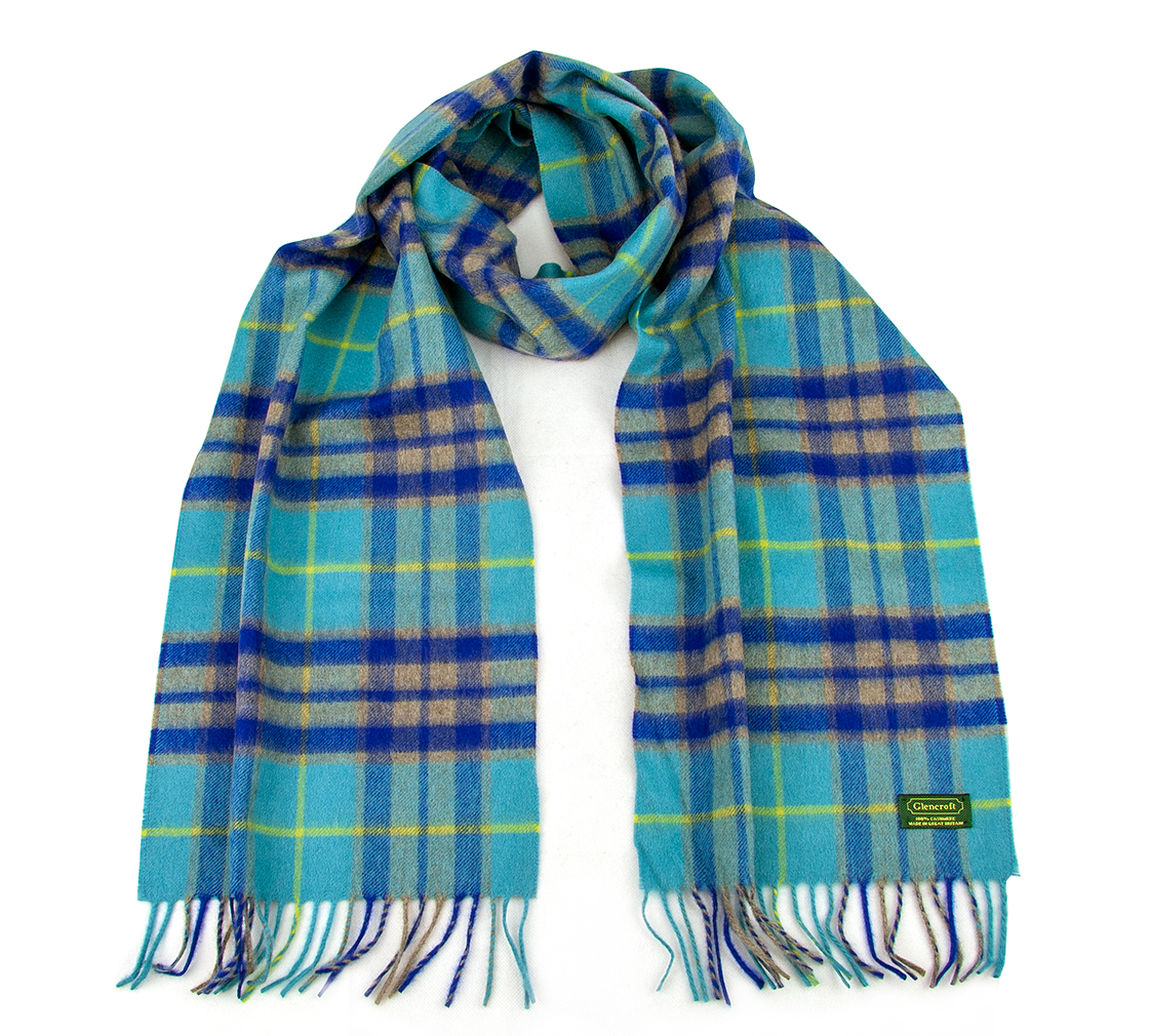 Shawl Made In England Mens Womens Luxury 100/% Cashmere Woven Scarf Throw