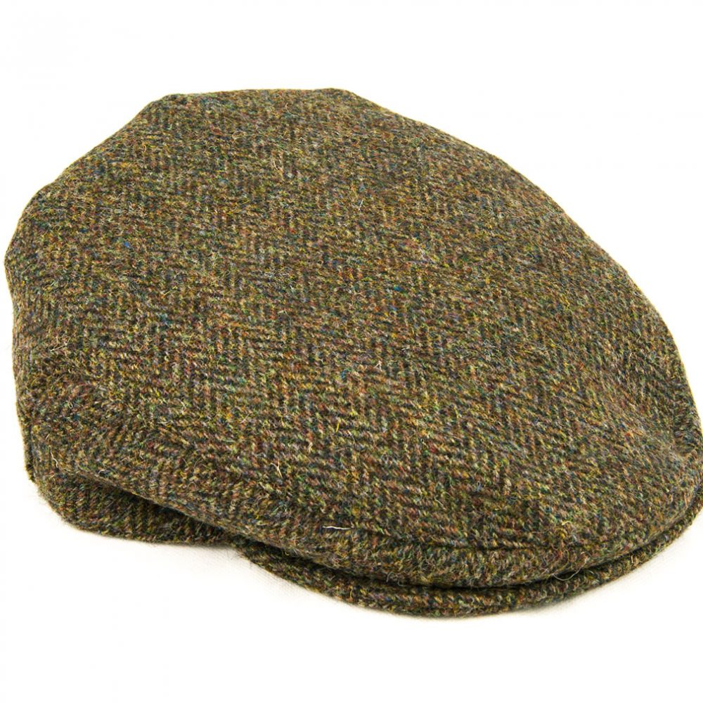 4d731bcc21c3e ... Harris Tweed Flat Cap. Previous  Next