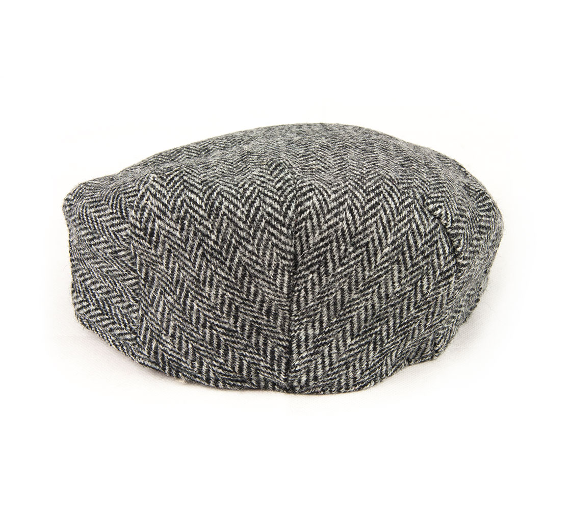 42f8d6a64 Harris Tweed Flat Cap