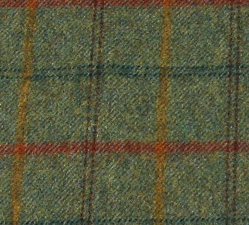 Glencroft Green Plaid
