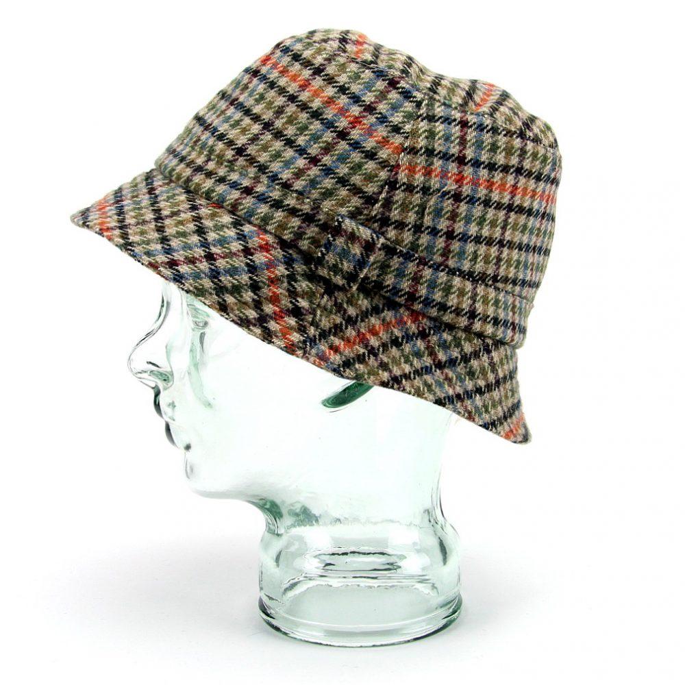 d63f5d9bca7aa1 Poacher Bucket Tweed Hat | Glencroft Countrywear