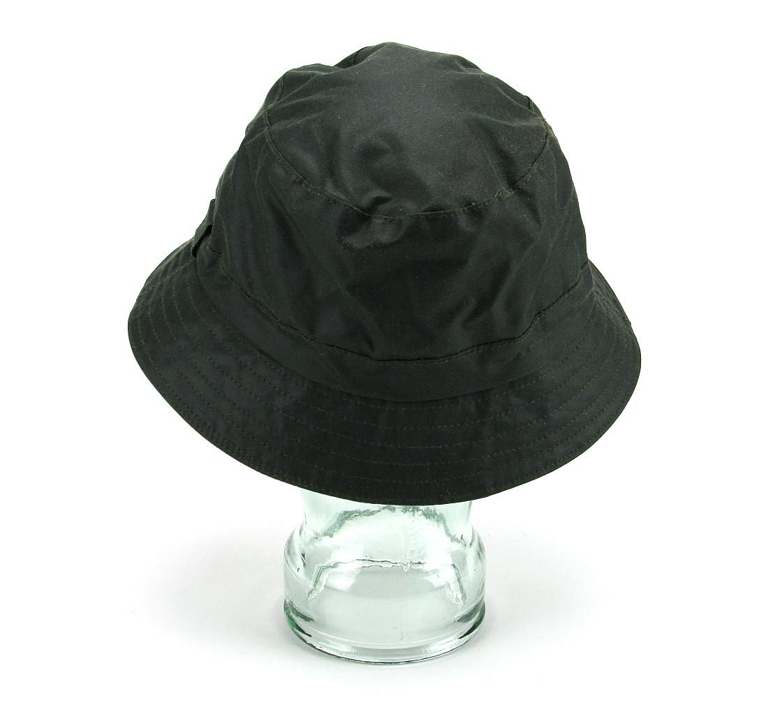 Waxed Poacher Bucket Hat Glencroft Countrywear