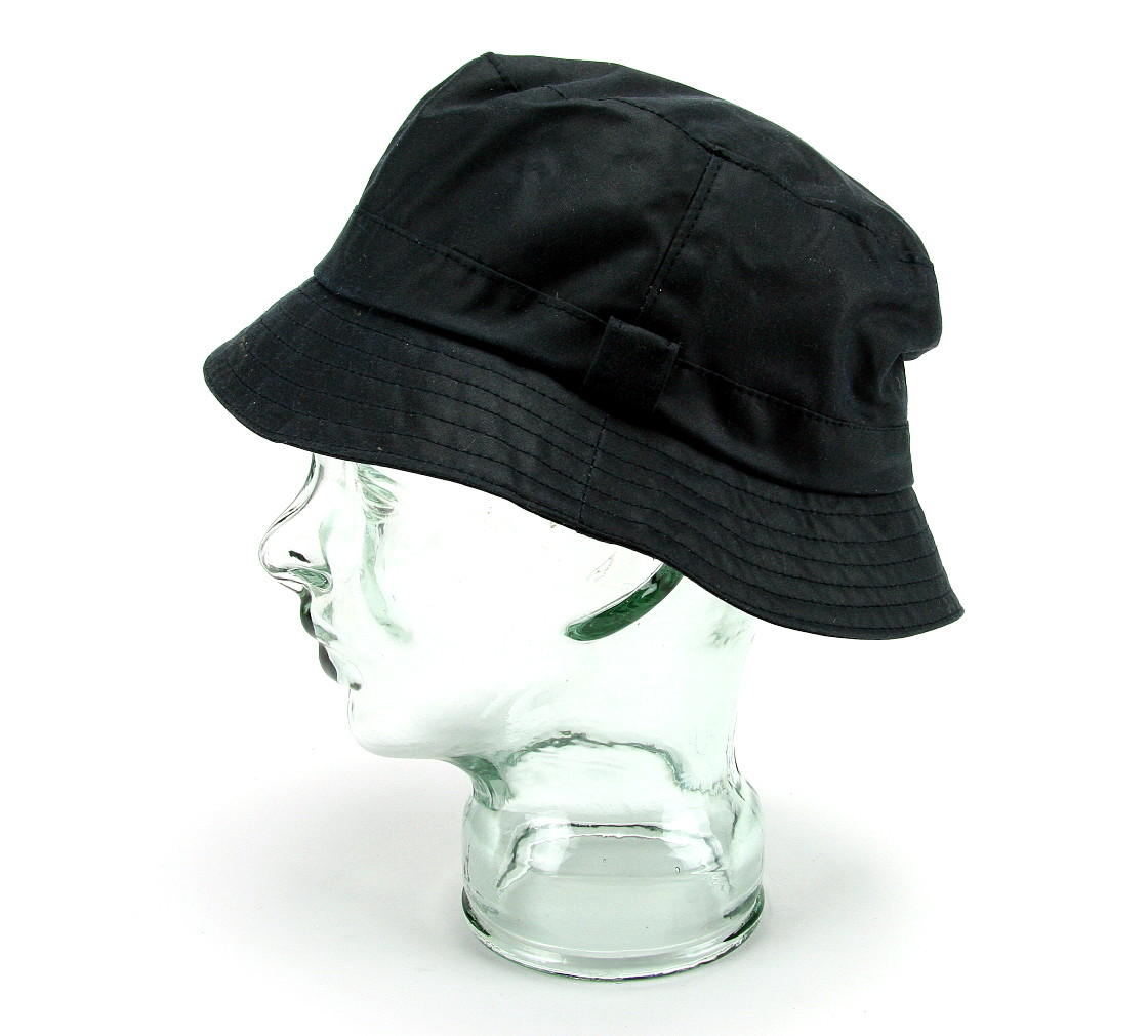 1991b6ccfad76 Waxed Poacher Bucket Hat