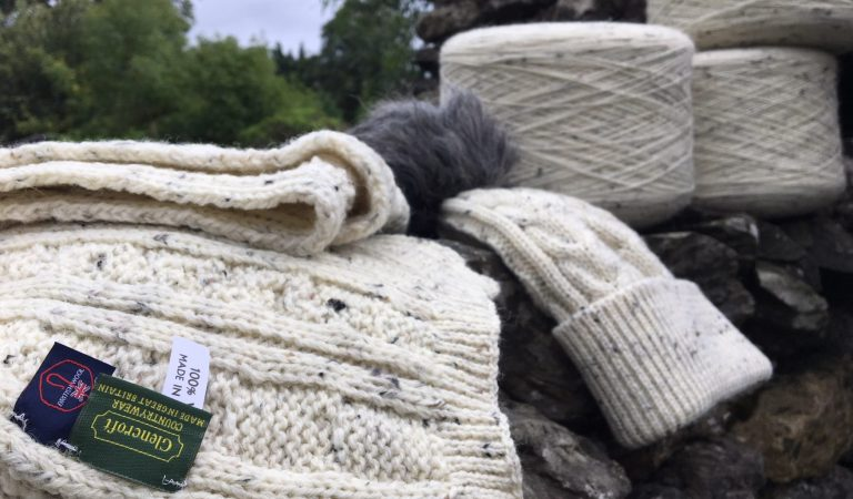 British Wool knitwear