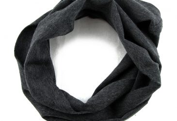 KB61 2412 dark grey scrunch