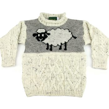 Glencroft Kids Sheep Jumper
