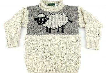 Glencroft Kids Sheep Jumper