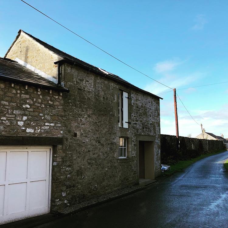 Glencroft stable warehouse