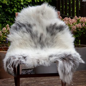 FB speckled long chair