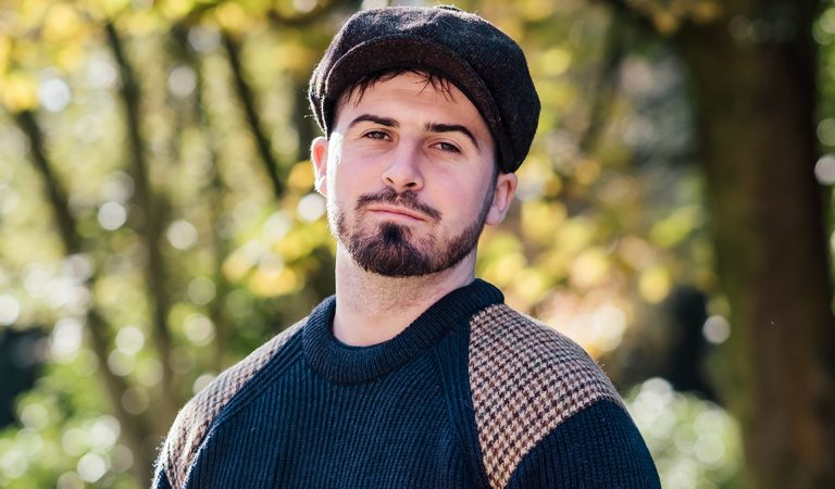 Glencroft tweed cap and jumper