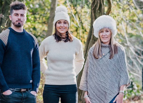 Glencroft British Wool Jumpers