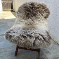 FB large beige wolfie chair