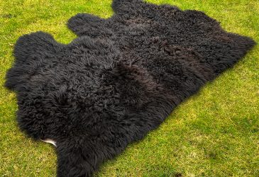 FB triple black curly flat angle