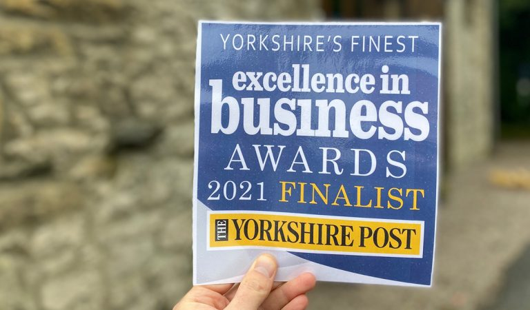 Yorkshire Post Award Finalist